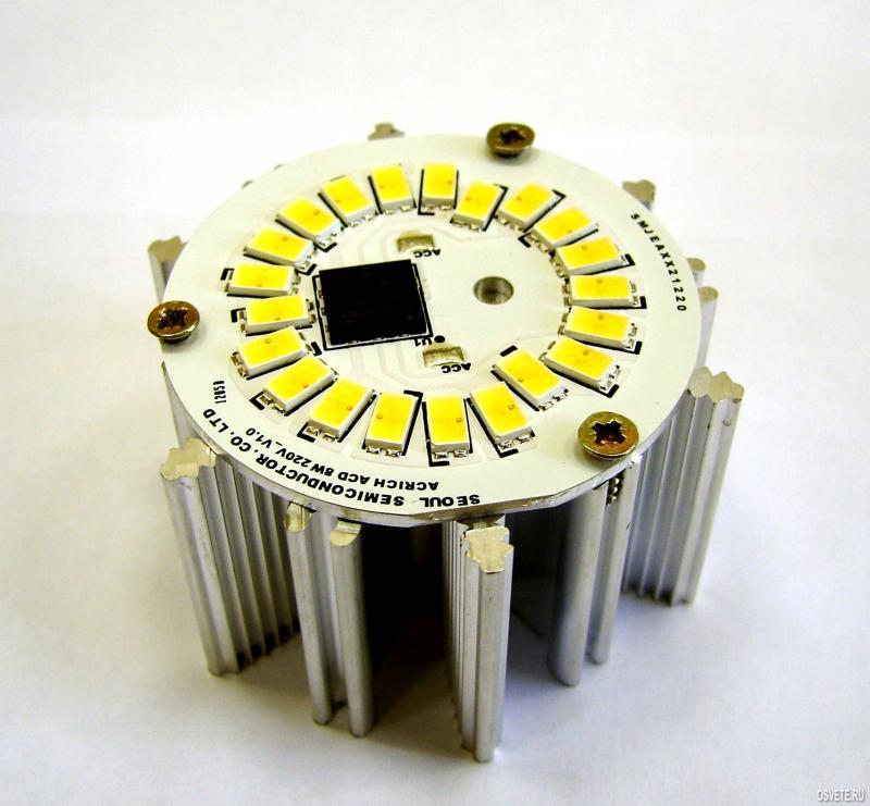 Светодиодные модули terralux