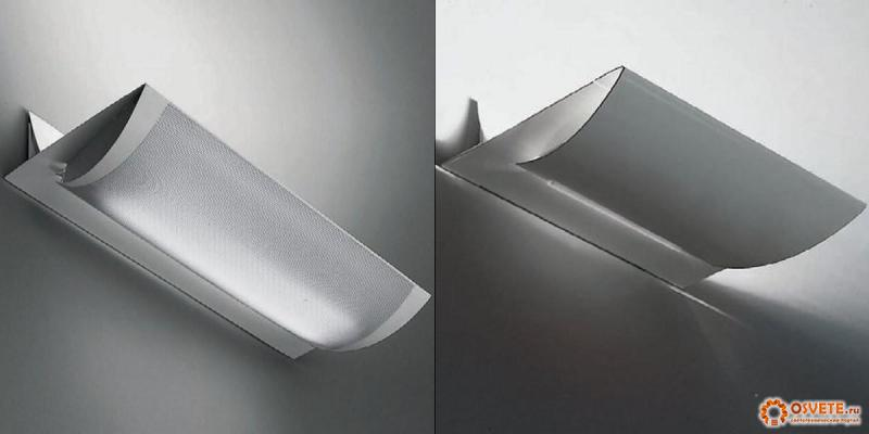 Artemide светильник Tities 26 wall sconce, Depends on lamp size