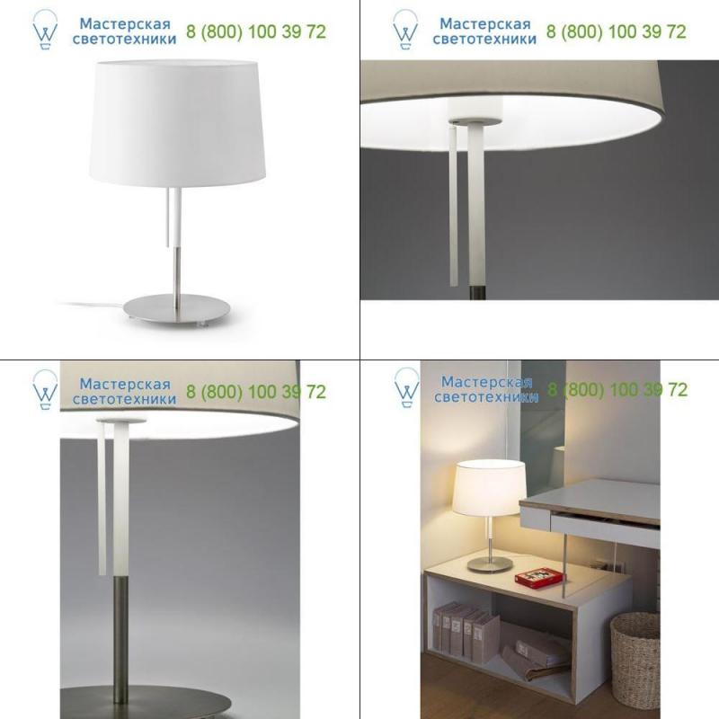 VOLTA White table lamp Faro 20025, светильник