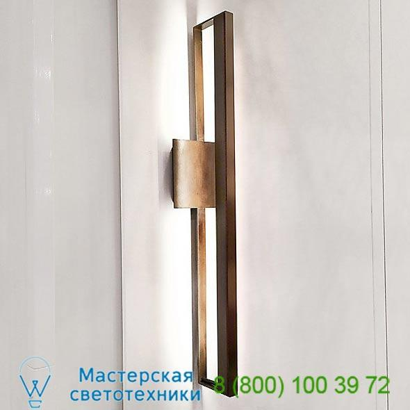 Bar Wall Sconce BAR-WS-BBR-SM Ridgely Studio, настенный светильник
