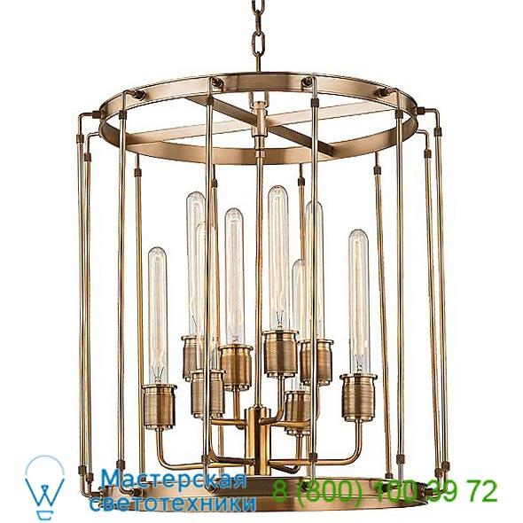 Hudson Valley Lighting 9716-AGB Hyde Park Pendant Light, подвесной светильник