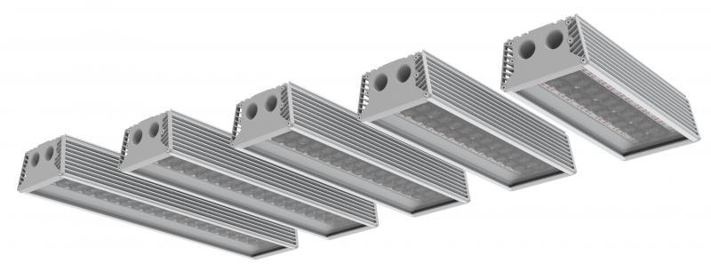 MBL-NANO светодиодный светильник промышленного/уличного применения